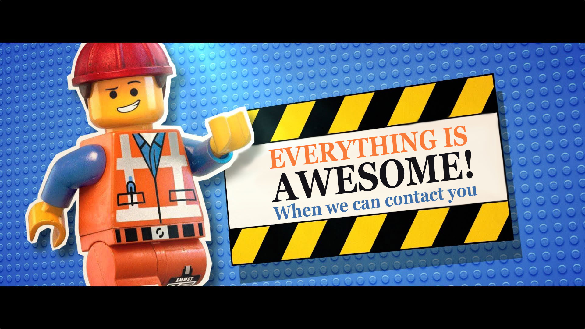 We'd love to stay in contact!  Update your details and you could WIN a Red Balloon Voucher or a LEGO mining truck!