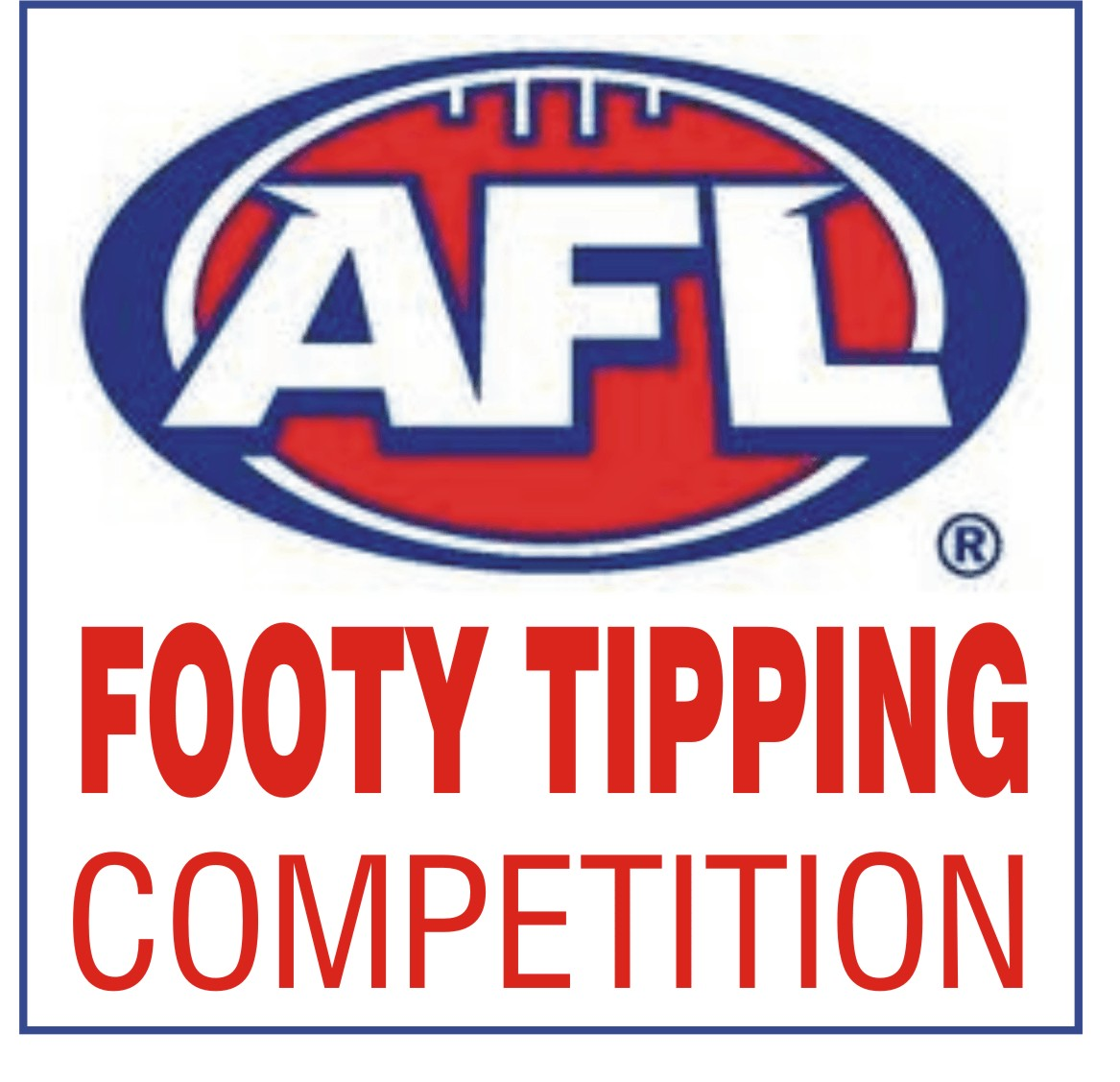 AFL FOOTY TIPPING COMPETITION – I'M KEEN FOR '15!
