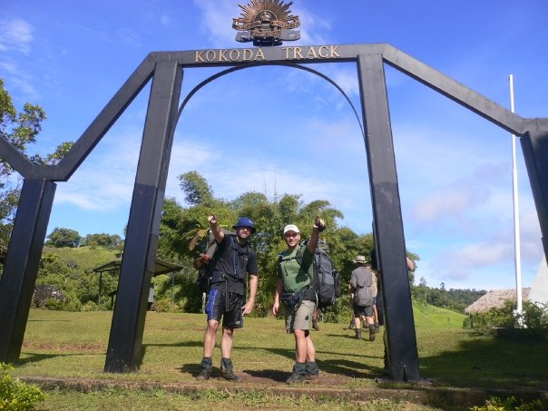 Kokoda Challenge (96km) - Stealth Recruitment Team