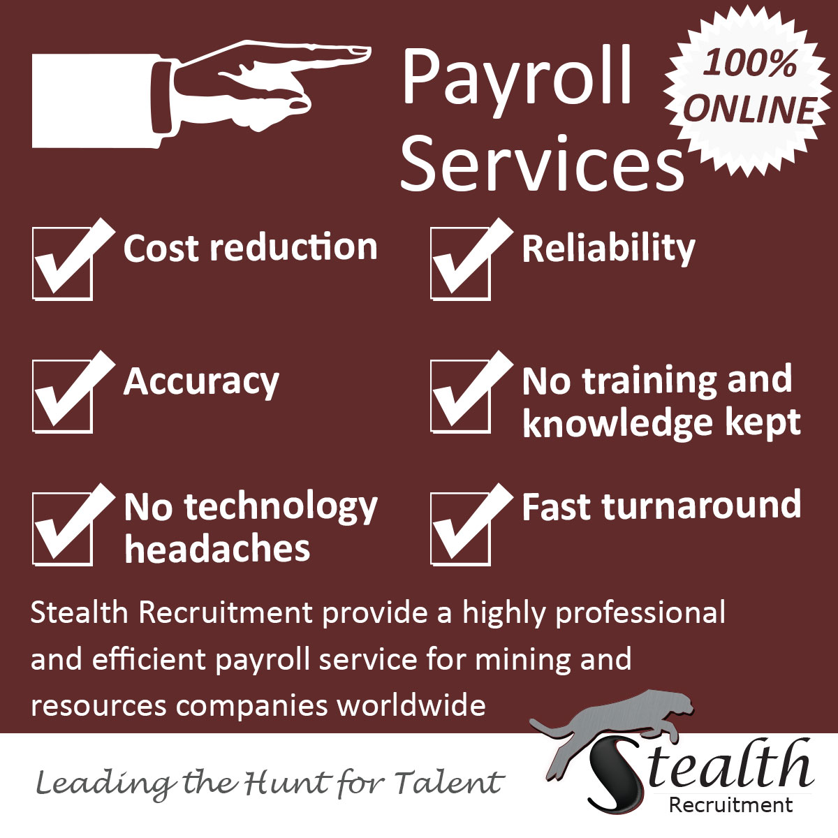 Contracting and Payroll Services