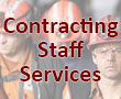 Contracting & temp services